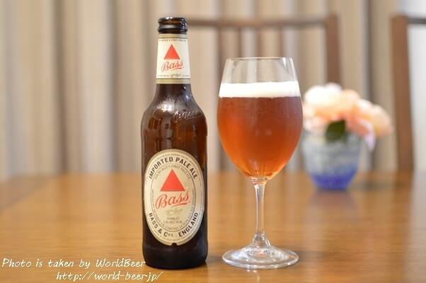 イギリスの定番中の定番輸入ビール!「バスペールエール」。
