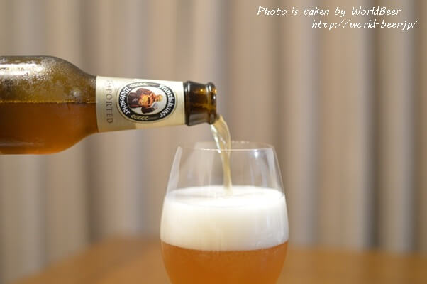 飲んでみたら非常に美味しい輸入ビール「フランツィスカーナー ヘーフェヴァイスビア」