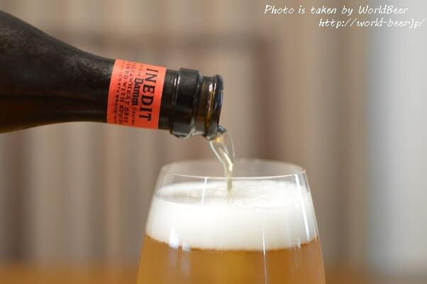 最高級レストランのシェルがコラボ開発!スペインビールの「イネディット」が美味しすぎる!