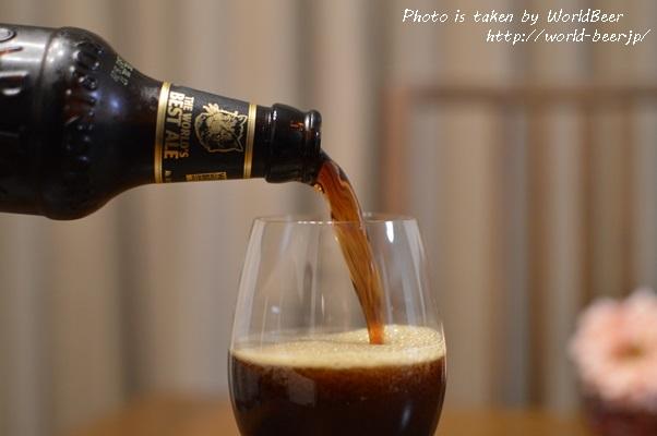 ボトルがオシャレな金賞受賞イギリスビール「オールドトム」を飲んでみた