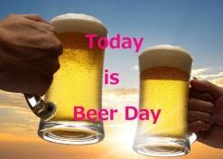 ビールの日