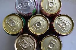 缶ビールでも生ビール?