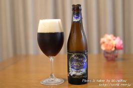 「グーデンカルロスクリスマス」濃厚な甘みと苦味のバランスが最高のベルギービール