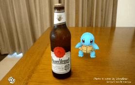 日本のビールの祖先!チェコの輸入ビール「ピルスナー ウルケル」!