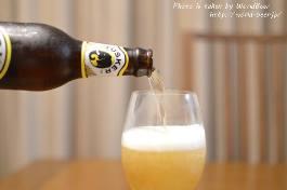 ケニアにも輸入ビールがあるんです!可愛いゾウが描かれた「タスカー」を飲んでみました